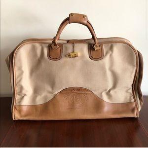 Vintage Ghurka Marley Hodgson XL luggage